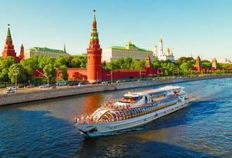 фото прогулка москва-река